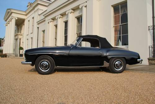 1955 Mercedes-Benz 190 SL Restored Mille Miglia Eligible For Sale (picture 4 of 6)