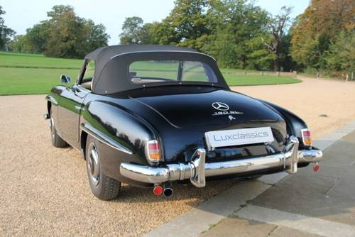1955 Mercedes-Benz 190 SL Restored Mille Miglia Eligible For Sale (picture 5 of 6)