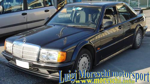 1989 Mercedes 190E 2.5 16 Evo For Sale (picture 1 of 6)