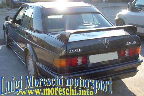 1989 Mercedes 190E 2.5 16 Cosworth Evo For Sale (picture 2 of 6)