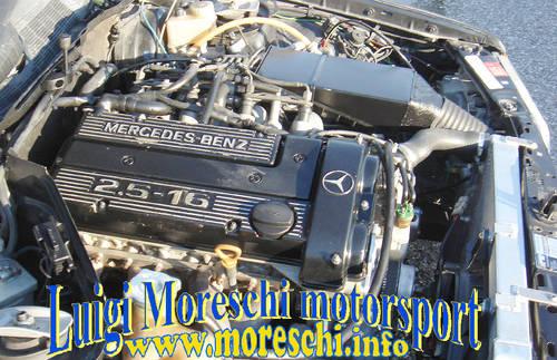 1989 Mercedes 190E 2.5 16 Cosworth Evo For Sale (picture 3 of 6)
