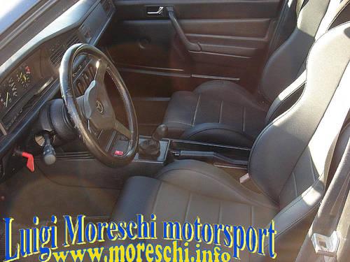1989 Mercedes 190E 2.5 16 Cosworth Evo For Sale (picture 4 of 6)