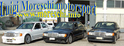 1989 Mercedes 190E 2.5 16 Cosworth Evo For Sale (picture 6 of 6)