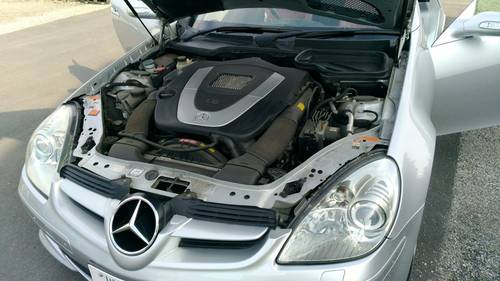 2006 Mercedes SLK 350 -AMG package- For Sale (picture 6 of 6)