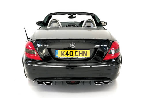 2006 Mercedes SLK AMG 55 2 owners 31,000 miles SOLD (picture 6 of 6)