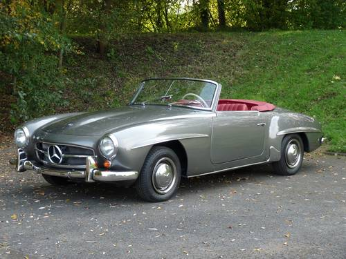 1957 Mercedes 190 SL For Sale (picture 1 of 6)