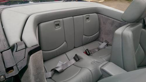 1998 Mercedes-Benz R129 SL320 Special Edition  SOLD (picture 5 of 6)