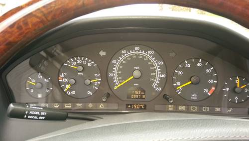 1998 Mercedes-Benz R129 SL320 Special Edition  SOLD (picture 6 of 6)