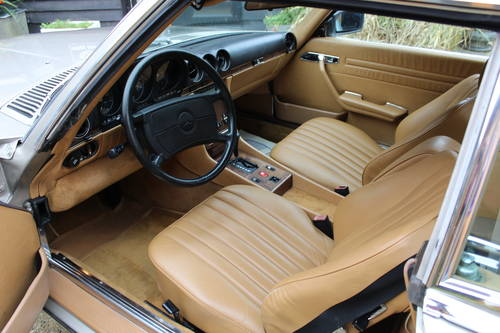 1986 Mercedes 560SL R107 California Import For Sale (picture 5 of 6)