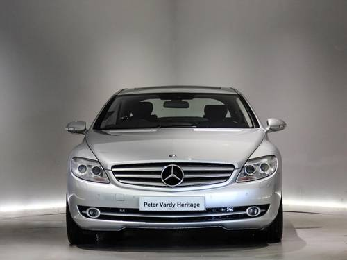 2008 Mercedes CL500 Auto-Only 43910 Miles SOLD (picture 4 of 6)