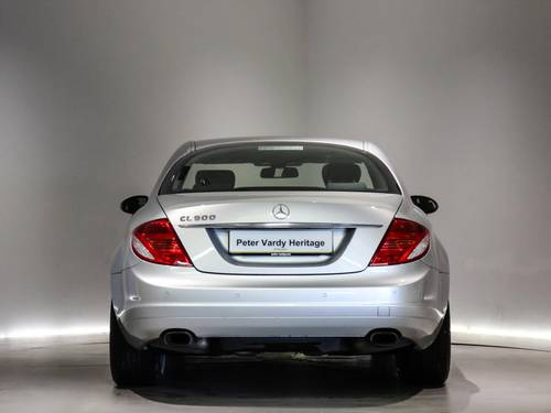 2008 Mercedes CL500 Auto-Only 43910 Miles SOLD (picture 5 of 6)
