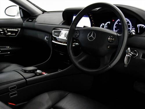 2008 Mercedes CL500 Auto-Only 43910 Miles SOLD (picture 6 of 6)