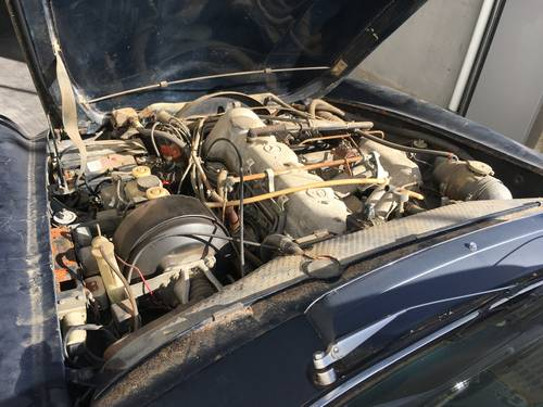 1969 Mercedes 280 SL SOLD (picture 3 of 6)