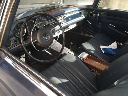 1969 Mercedes 280 SL SOLD (picture 4 of 6)