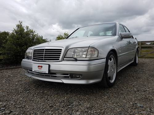 1995 AMG....Challenging The Limits! SOLD (picture 1 of 6)