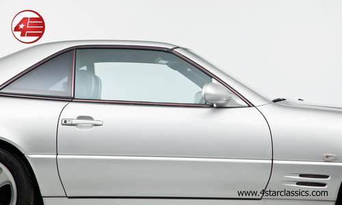 1999 Mercedes R129 SL320 V6 /// Facelift /// Just 25k miles For Sale (picture 3 of 6)