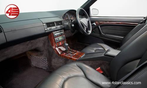 1999 Mercedes R129 SL320 V6 /// Facelift /// Just 25k miles For Sale (picture 5 of 6)