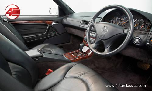 1999 Mercedes R129 SL320 V6 /// Facelift /// Just 25k miles For Sale (picture 6 of 6)