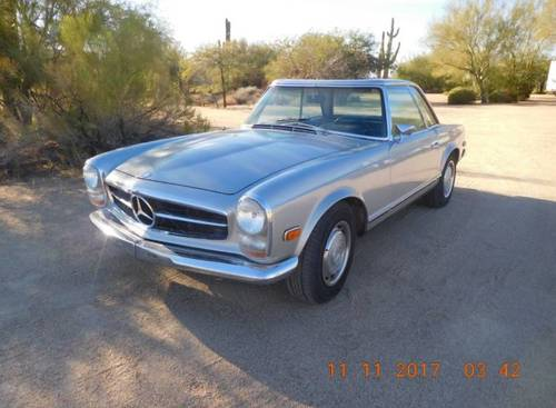1968 Mercedes-Benz 280SL #22122 For Sale (picture 1 of 4)