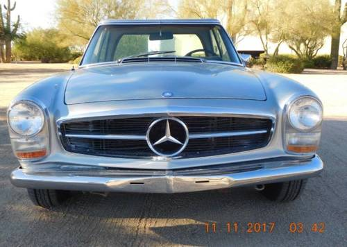 1968 Mercedes-Benz 280SL #22122 For Sale (picture 2 of 4)