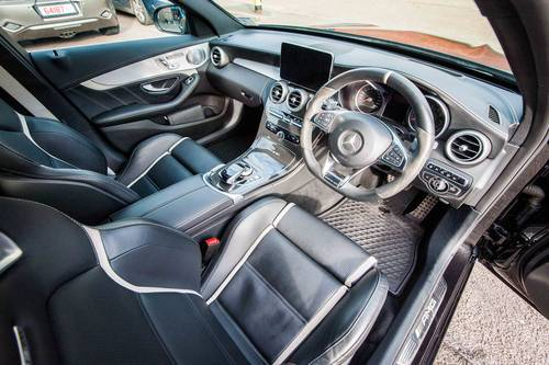 2015 Mercedes-Benz C63 S AMG Premium Estate (RHD) SOLD (picture 4 of 6)