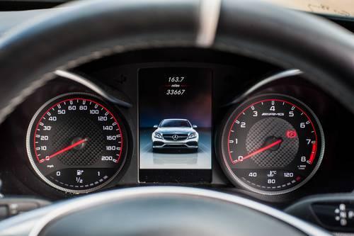 2015 Mercedes-Benz C63 S AMG Premium Estate (RHD) SOLD (picture 6 of 6)