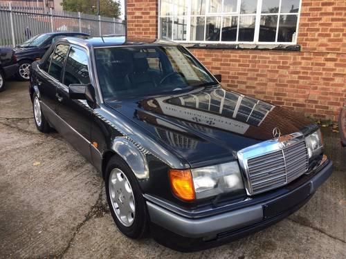 1992 Mercedes-Benz 500 E 500E E500 Super Saloon  SOLD (picture 1 of 6)