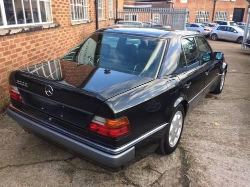 1992 Mercedes-Benz 500 E 500E E500 Super Saloon  SOLD (picture 3 of 6)