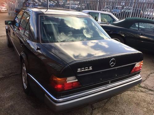 1992 Mercedes-Benz 500 E 500E E500 Super Saloon  SOLD (picture 6 of 6)