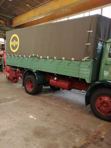 1963 Mercedes L328 Kurzhaube , 9tons, truck, drive licenze 3 SOLD (picture 4 of 6)
