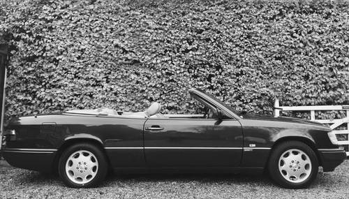 1996/P - **SOLD** Mercedes E320 Cabriolet Sportline. W124. Wanted (picture 5 of 6)