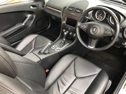 Mercedes SLK300 (R171) 3.0 LTR Only 30,857 Miles! FMBSH 2010 For Sale (picture 3 of 6)