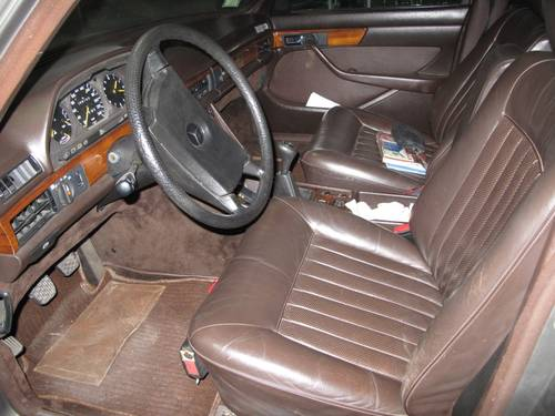 1981 Mercedes 280S For Sale (picture 3 of 6)