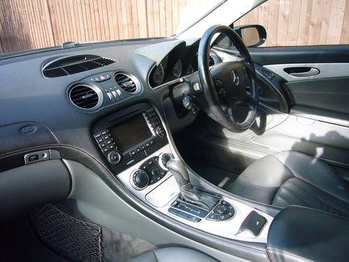 2006-06, SL 55 AMG, 69100 MILES, SAVE £5000 For Sale (picture 6 of 6)