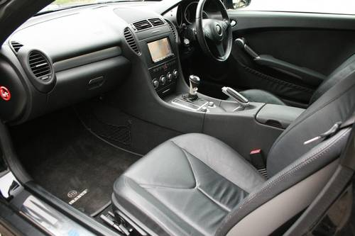 2008 Mercedes SLK 350 Brabus SOLD (picture 6 of 6)