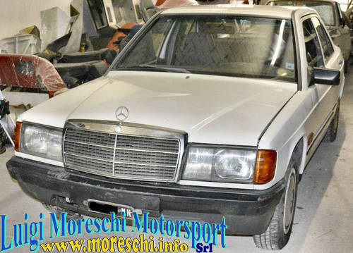 1983 Meredes 190E 2.0 W201 For Sale (picture 1 of 6)