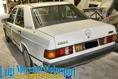 1983 Meredes 190E 2.0 W201 For Sale (picture 4 of 6)