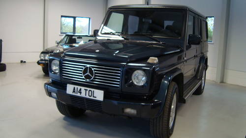 cbb1eefa37 ... 2001 Mercedes- Benz G Wagen 400 CDI LWB V8 LHD SOLD (picture 2 of ...