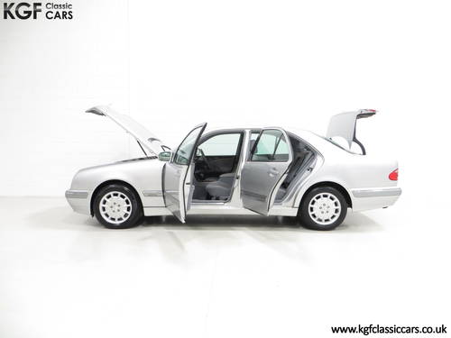 2000 A Sublime Mercedes-Benz E240 Elegance with Just 44,074 Miles SOLD (picture 3 of 6)