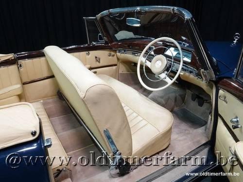 1960 Mercedes-Benz Ponton 220SE Cabriolet '60 For Sale (picture 4 of 6)