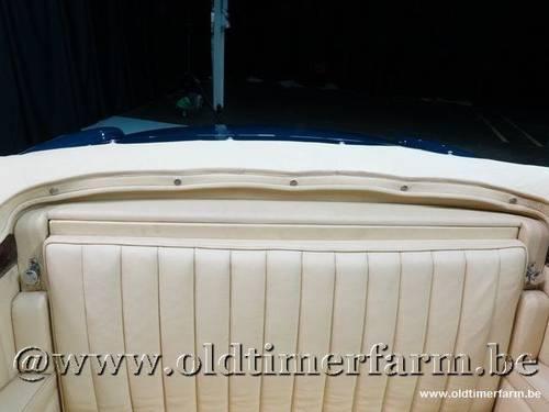 1960 Mercedes-Benz Ponton 220SE Cabriolet '60 For Sale (picture 5 of 6)