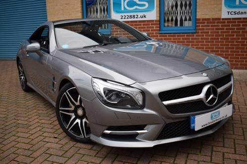 2014 Mercedes-Benz SL400 AMG SOLD (picture 1 of 6)