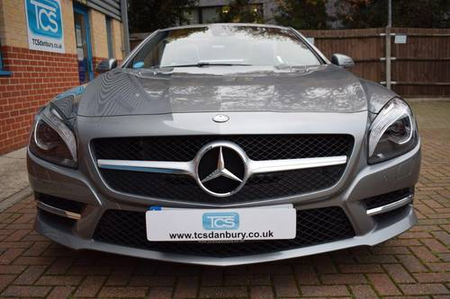 2014 Mercedes-Benz SL400 AMG SOLD (picture 4 of 6)
