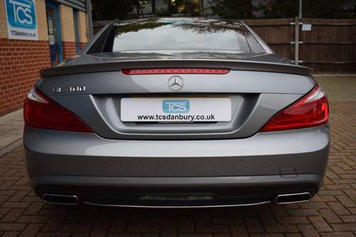 2014 Mercedes-Benz SL400 AMG SOLD (picture 5 of 6)