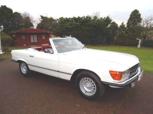 Mercedes 350SL Sports 1980 For Sale (picture 2 of 6)