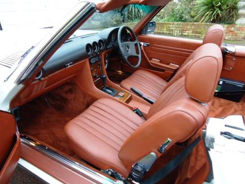 Mercedes 350SL Sports 1980 For Sale (picture 3 of 6)