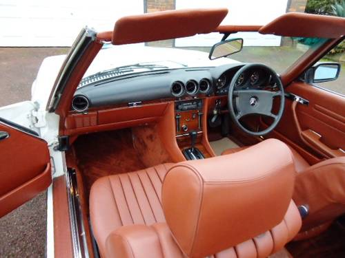 Mercedes 350SL Sports 1980 For Sale (picture 4 of 6)