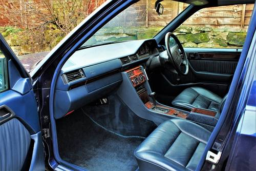 1995 Sept 95' Mercedes E320 Ltd Estate 74,233 miles from new SOLD (picture 4 of 6)