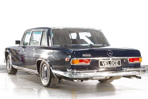 1972 Mercedes 600 Grosser with history and impressive restoration SOLD (picture 2 of 6)
