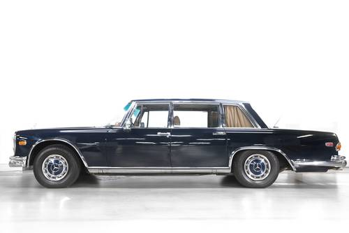 1972 Mercedes 600 Grosser with history and impressive restoration SOLD (picture 3 of 6)